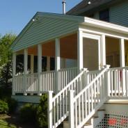 Renovation – Porch – Merrimack NH