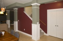 Finished Basement – Bedford NH
