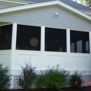 Renovation – Porch – New Boston NH